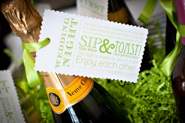 Wedding Gift Basket Wine : ... of us?we kind of like wine. You can find the DIY and labels here